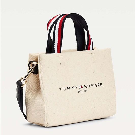 Tommy Hilfiger Shopper Micro Tote Canvas