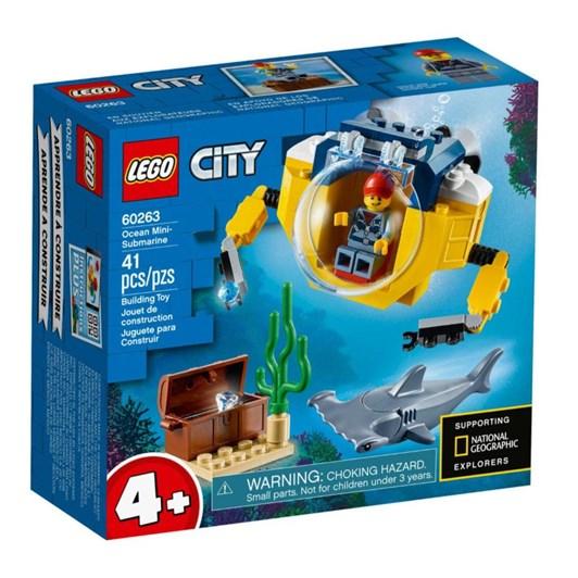 LEGO City Ocean Mini-Submarine