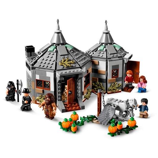 LEGO Harry Potter Hagrid's Hut: Buckbeak'S Rescue