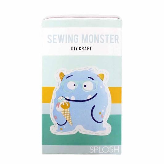 Splosh Colourful Kids DIY Monster Sewing Animal