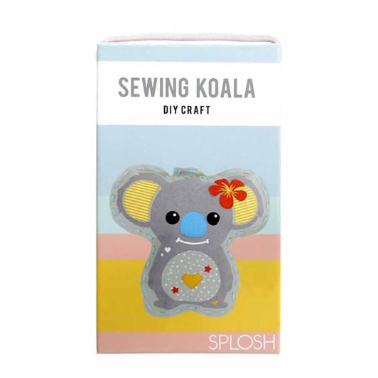 Splosh Colourful Kids DIY Koala Sewing Animal