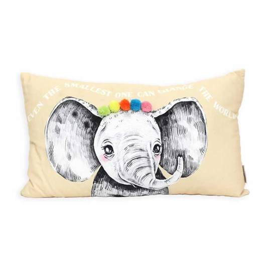 Splosh Baby Elephant 50X30 Cushion