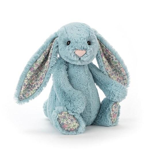 Jellycat Blossom Aqua Bunny Medium