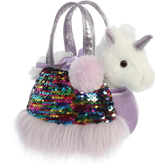 Antics Shimmers Rainbow Pet Carrier
