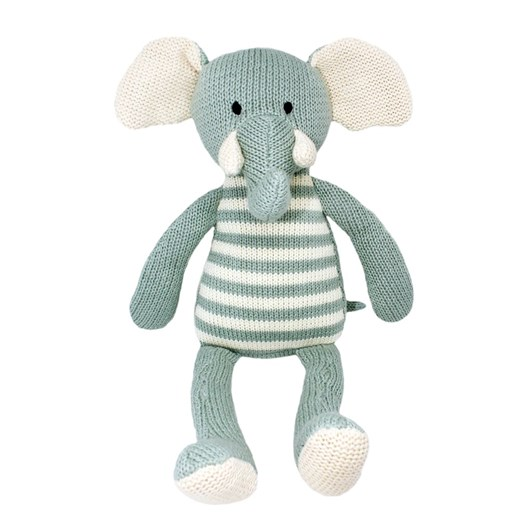 Lily & George Charlie Stripey Elephant