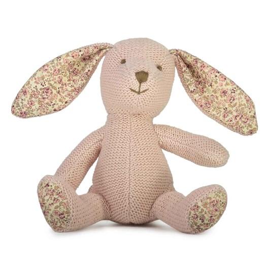 Lily & George Beatrix Knit Bunny