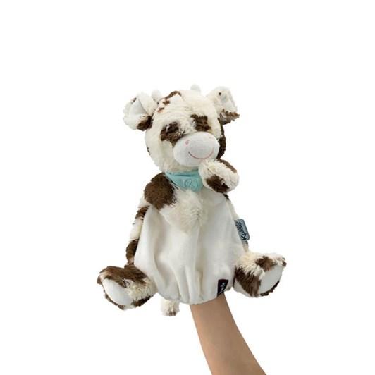 Kaloo Cow Doudou Puppet