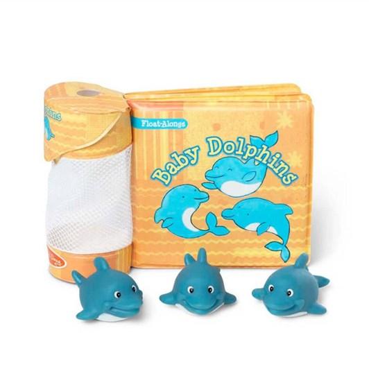Melissa & Doug Float Alongs Baby Dolphins