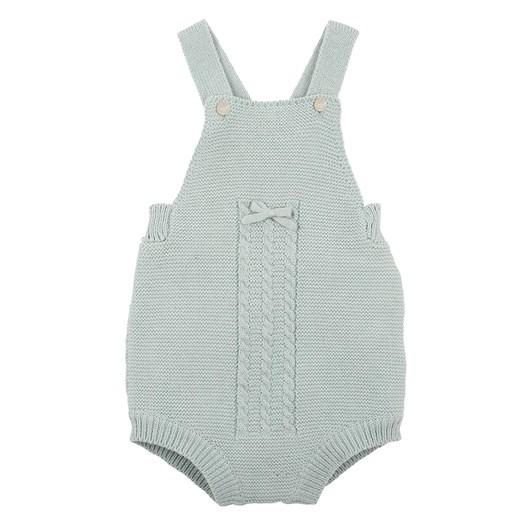 Bebe Tia Sage Knitted Bodysuit