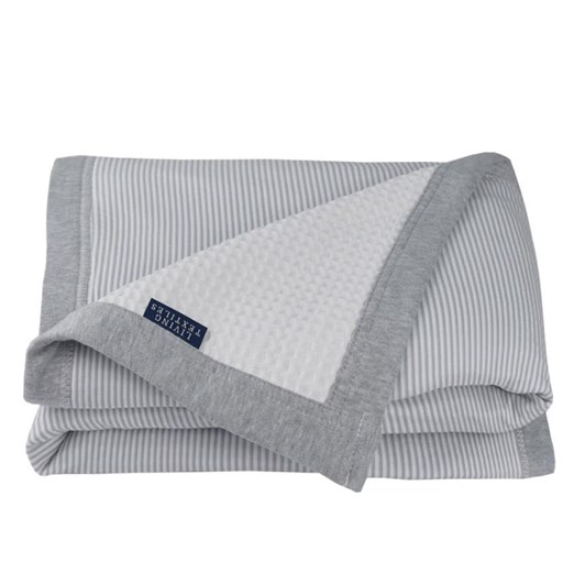 Living Textiles Cot Waffle Blanket