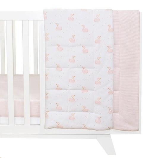 Living Textiles Jersey Cot Comforter