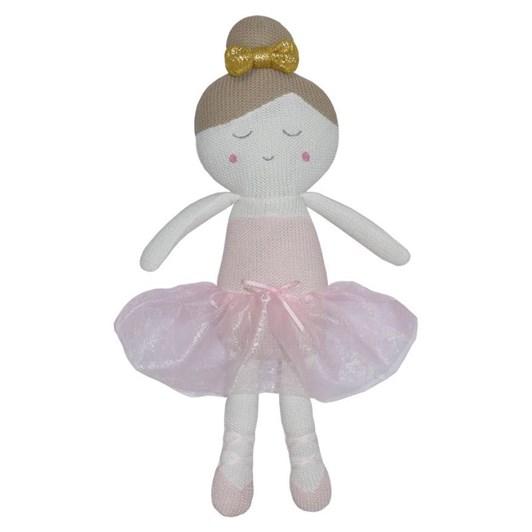 Living Textiles Sophia The Ballerina Soft Toy