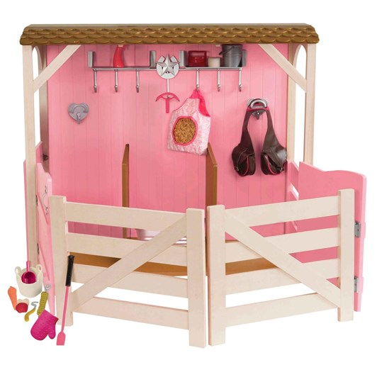 Our Generation Dolls Saddle-Up Stables