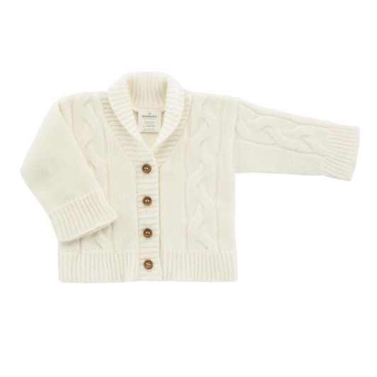 Benmore Cable Knit Cardigan