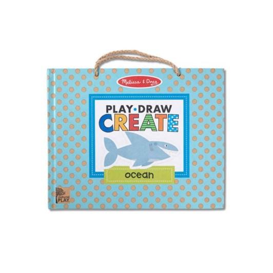 Melissa & Doug Play Draw Create Ocean
