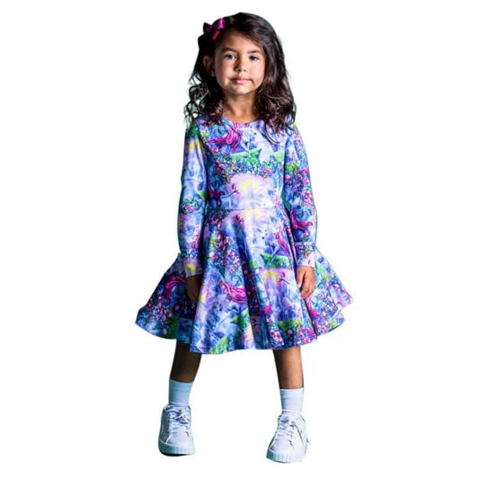 Rock Your Baby Fairyland Waisted Dress