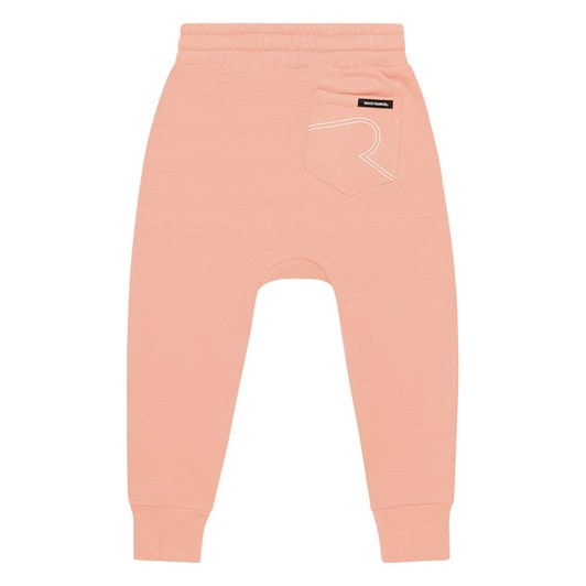 Rock Your Baby Pink Bunny Track Pants