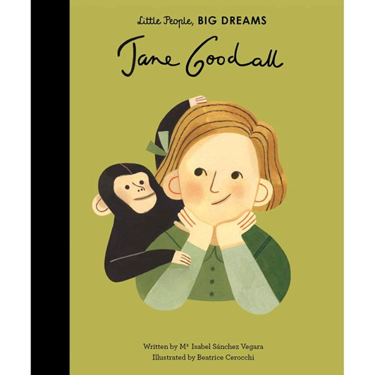 Little People Big Dreams Jane Goodall