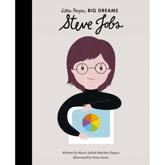 Little People Big Dreams Steve Jobs