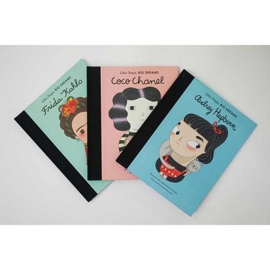 Little People, BIG DREAMS - Women In Art 3 Book Set