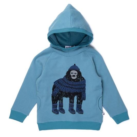 Minti Warm Gorilla Furry Hood