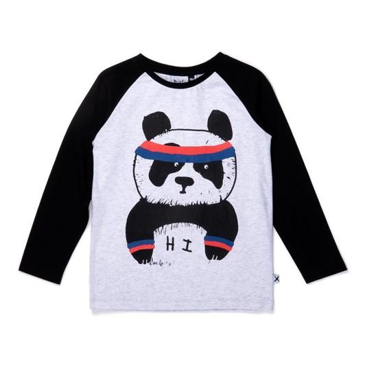 Minti Sporty Panda Tee