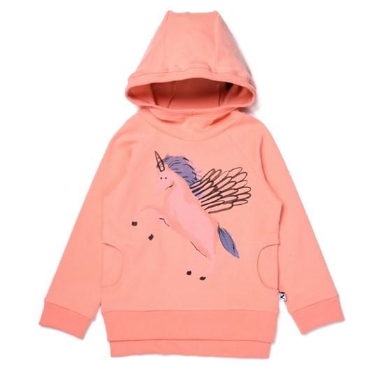 Minti Painted Pegasus Hood