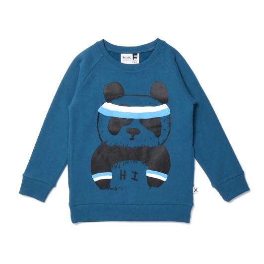Minti Sporty Panda Furry Crew