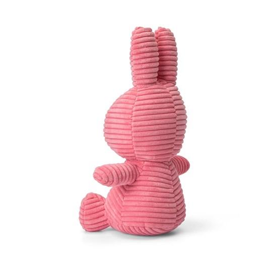 Miffy Sitting Corduroy Bubblegum Pink 23Cm