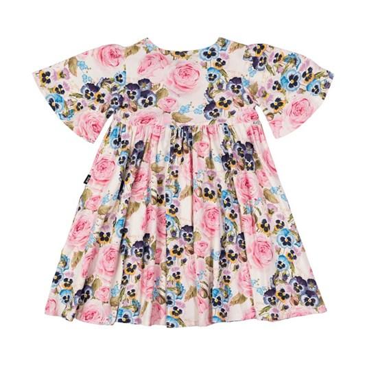 Rock Your Baby Violet Goldie Dress