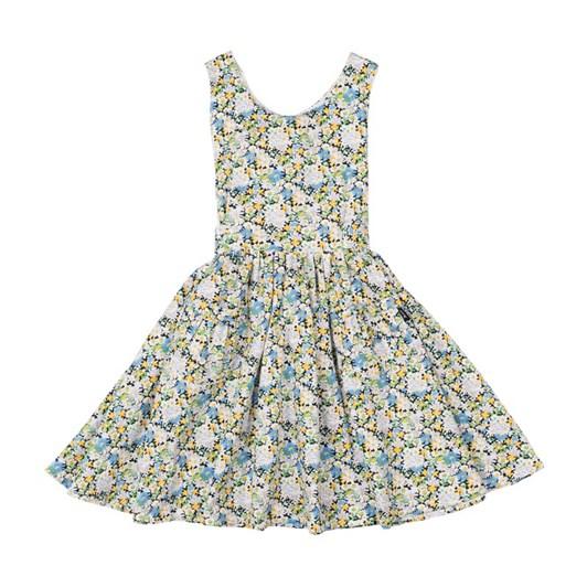 Rock Your Baby Black Garden Floral Dress