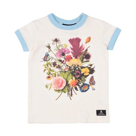 Rock Your Baby Flutter Flowers T-Shirt