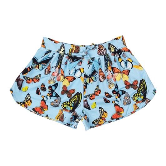 Rock Your Baby Blue Butterflies Shorts