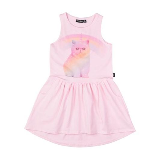 Rock Your Baby Cosmic Kitten Drop Waist Dress