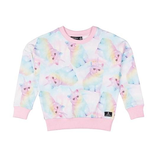 Rock Your Baby Cosmic Kitten Sweatshirt