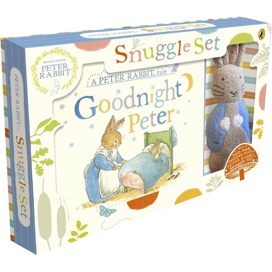 MF Hunter Peter Rabbit Snuggle Set