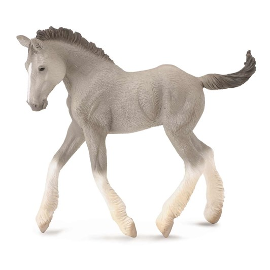 CollectA Shire Horse Foal Grey
