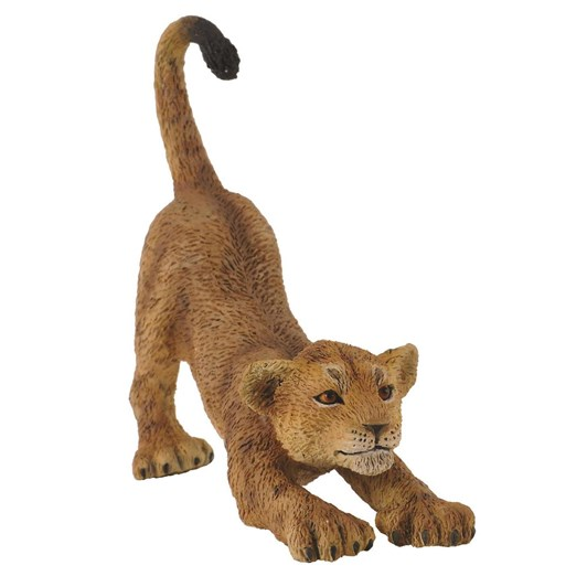 CollectA Lion Cub Stretching