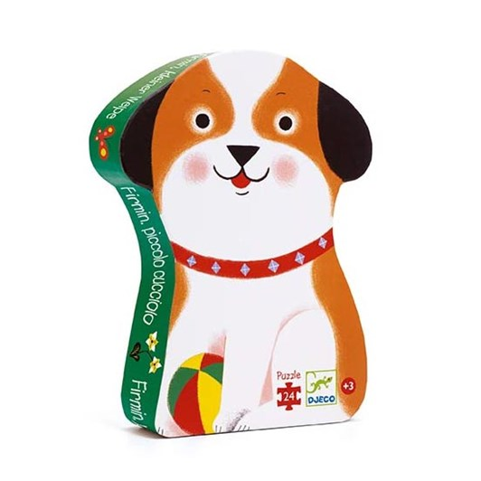 Djeco Little Puppy 24Pc