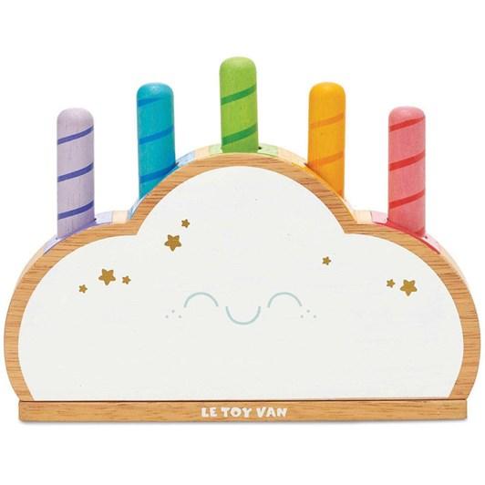 Le Toy Van Rainbow Pop Cloud