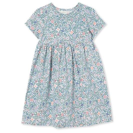 Milky Vintage Floral Dress 2-7Y