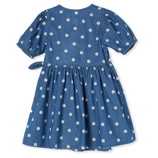 Milky Daisy Dress Chambray 8-12Y