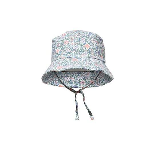 Milky Vintage Floral Junior Hat