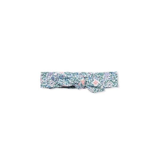 Milky Vintage Floral Headband