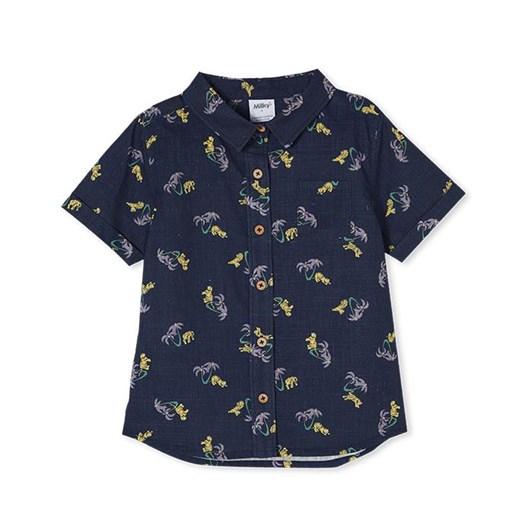 Milky Vacay Shirt 2-7Y
