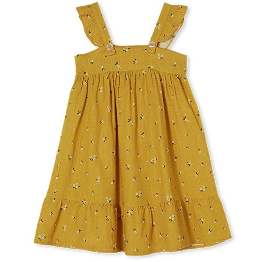 Milky Ditsy Dress 2-7Y