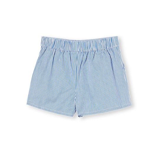 Milky Pinstripe Short Navy/White 2-7Y