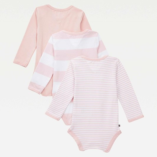 Tommy Hilfiger Baby Body 3 Pack Giftbox