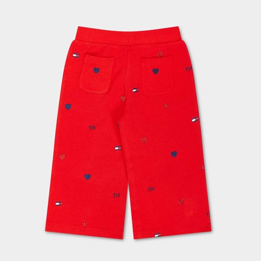 Tommy Hilfiger Allover Embroidered Sweatpant 8-16Y