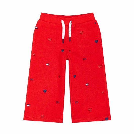 Tommy Hilfiger Allover Embroidered Sweatpant 3-7Y